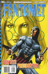 Cover Thumbnail for Fantomet (Hjemmet / Egmont, 1998 series) #21-22/2007