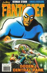 Cover Thumbnail for Fantomet (Hjemmet / Egmont, 1998 series) #12/1998