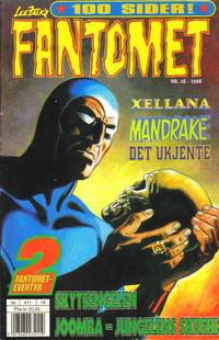 Cover for Fantomet (Hjemmet / Egmont, 1998 series) #18/1998