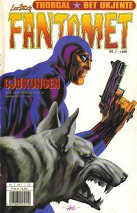 Cover Thumbnail for Fantomet (Hjemmet / Egmont, 1998 series) #7/1998