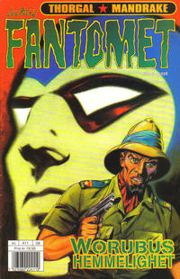Cover Thumbnail for Fantomet (Hjemmet / Egmont, 1998 series) #8/1998