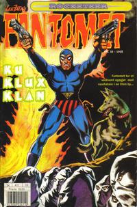 Cover Thumbnail for Fantomet (Hjemmet / Egmont, 1998 series) #16/1998