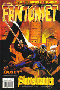 Cover Thumbnail for Fantomet (Semic, 1976 series) #26/1997