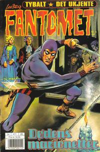 Cover Thumbnail for Fantomet (Semic, 1976 series) #25/1997