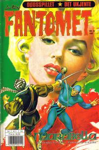 Cover Thumbnail for Fantomet (Semic, 1976 series) #24/1997