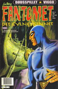 Cover Thumbnail for Fantomet (Semic, 1976 series) #12/1997