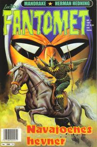 Cover Thumbnail for Fantomet (Semic, 1976 series) #11/1997