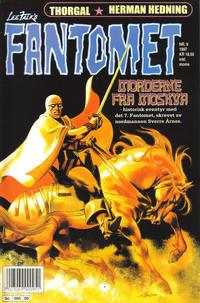 Cover Thumbnail for Fantomet (Semic, 1976 series) #9/1997