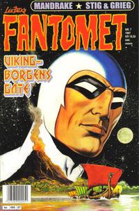 Cover Thumbnail for Fantomet (Semic, 1976 series) #7/1997