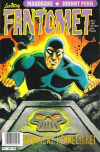 Cover Thumbnail for Fantomet (Semic, 1976 series) #4/1997