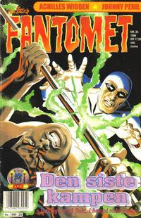 Cover Thumbnail for Fantomet (Semic, 1976 series) #25/1996