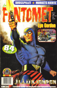 Cover Thumbnail for Fantomet (Semic, 1976 series) #21/1996