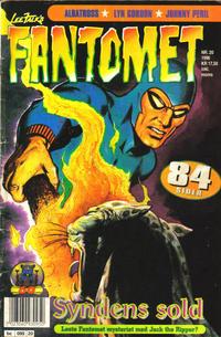 Cover Thumbnail for Fantomet (Semic, 1976 series) #20/1996