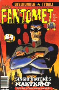 Cover Thumbnail for Fantomet (Semic, 1976 series) #17/1996