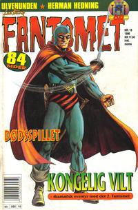 Cover Thumbnail for Fantomet (Semic, 1976 series) #16/1996