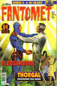 Cover Thumbnail for Fantomet (Semic, 1976 series) #12/1996