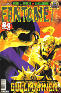 Cover Thumbnail for Fantomet (Semic, 1976 series) #6/1996