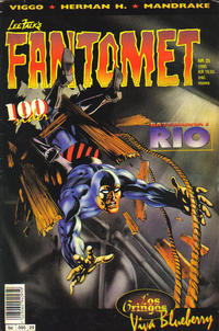 Cover Thumbnail for Fantomet (Semic, 1976 series) #25/1995
