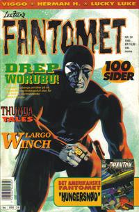 Cover Thumbnail for Fantomet (Semic, 1976 series) #24/1995