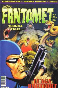 Cover Thumbnail for Fantomet (Semic, 1976 series) #21/1995