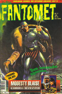 Cover for Fantomet (Semic, 1976 series) #11/1995