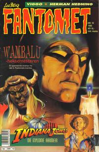 Cover Thumbnail for Fantomet (Semic, 1976 series) #10/1995