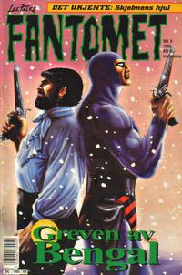 Cover Thumbnail for Fantomet (Semic, 1976 series) #9/1995