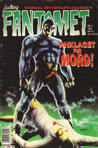 Cover Thumbnail for Fantomet (Semic, 1976 series) #8/1995