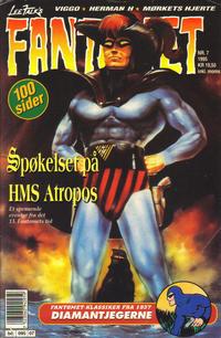 Cover Thumbnail for Fantomet (Semic, 1976 series) #7/1995