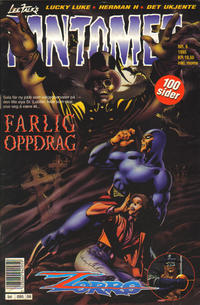 Cover Thumbnail for Fantomet (Semic, 1976 series) #6/1995