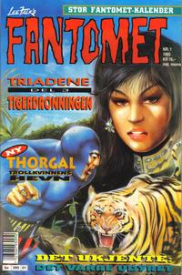 Cover Thumbnail for Fantomet (Semic, 1976 series) #1/1995