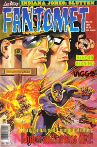 Cover Thumbnail for Fantomet (Semic, 1976 series) #22/1994