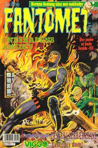 Cover Thumbnail for Fantomet (Semic, 1976 series) #17/1994