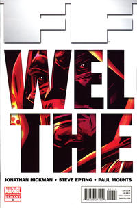 Cover Thumbnail for FF (Marvel, 2011 series) #2 [2nd Printing]