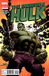 Cover Thumbnail for The Incredible Hulk (Marvel, 2011 series) #1 [Neal Adams Variant]