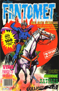 Cover Thumbnail for Fantomet (Semic, 1976 series) #26/1990