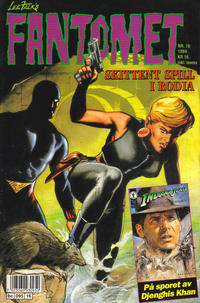 Cover Thumbnail for Fantomet (Semic, 1976 series) #16/1994