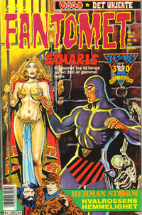 Cover Thumbnail for Fantomet (Semic, 1976 series) #4/1994