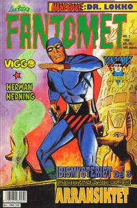 Cover Thumbnail for Fantomet (Semic, 1976 series) #2/1994