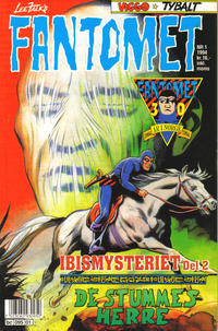 Cover for Fantomet (Semic, 1976 series) #1/1994