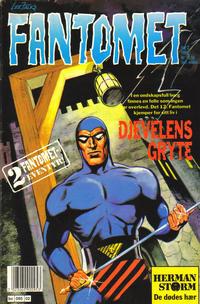 Cover for Fantomet (Semic, 1976 series) #2/1991