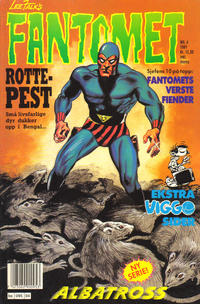 Cover Thumbnail for Fantomet (Semic, 1976 series) #4/1991