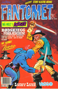 Cover Thumbnail for Fantomet (Semic, 1976 series) #8/1991