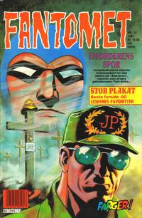 Cover Thumbnail for Fantomet (Semic, 1976 series) #13/1991