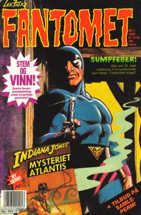 Cover Thumbnail for Fantomet (Semic, 1976 series) #1/1992