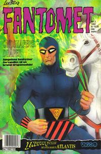 Cover Thumbnail for Fantomet (Semic, 1976 series) #3/1992