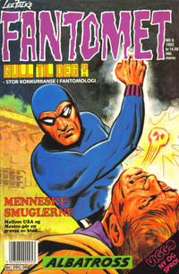 Cover Thumbnail for Fantomet (Semic, 1976 series) #6/1992