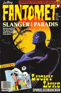 Cover Thumbnail for Fantomet (Semic, 1976 series) #9/1992