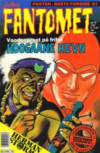 Cover Thumbnail for Fantomet (Semic, 1976 series) #16/1992