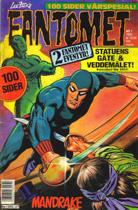 Cover Thumbnail for Fantomet (Semic, 1976 series) #7/1993